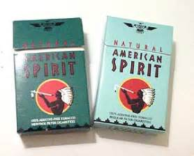 american spirit color guide cigarette guide