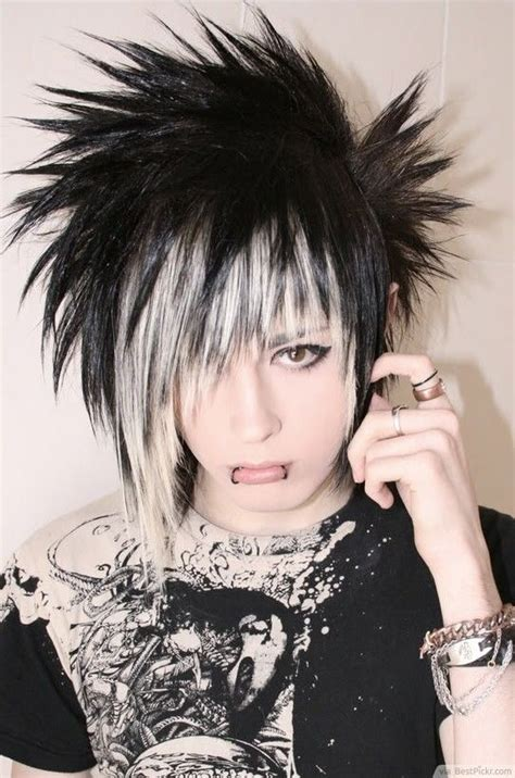 teen spiked hairstyles for girls the 25 best ideas about emo hairstyles for guys on