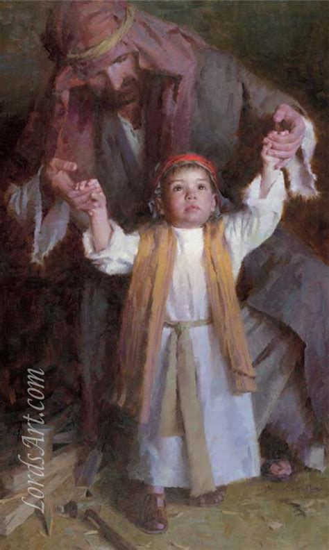 Catholic Home Decor by Walking With God By Morgan Weistling Lordsart