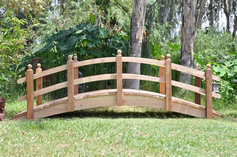 garden bridge kits a small bridge in the garden can be an investment in your