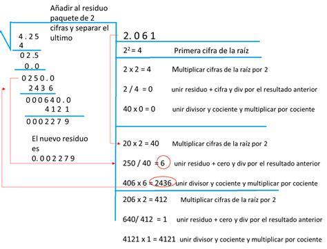 calcular la raiz cuadrada de un numero ra 237 z cuadrada de un n 250 mero decimal luis e brito rodr 237 guez