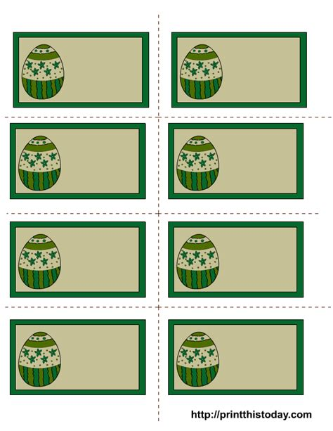 egg labels template free printable easter labels