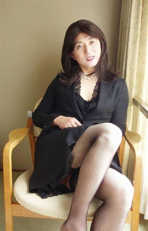 Japanese Cross Dresser by Yuriko A Japanese Crossdresser High Quality