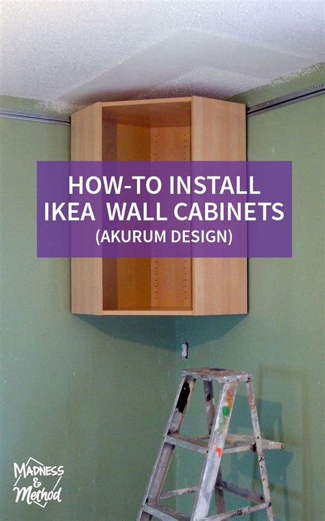 installing ikea kitchen cabinets installing ikea wall cabinets madness method