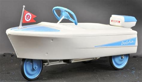 pedal boat german murray speedboat pedal boat toy pedal toy in boat design