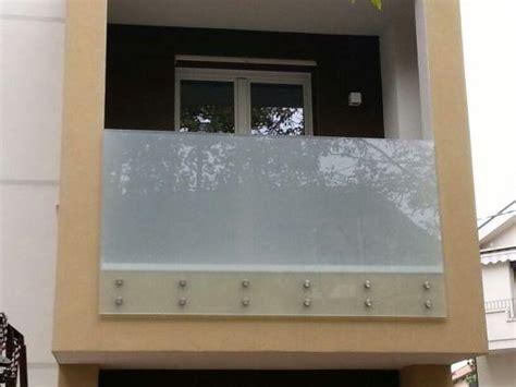 la ringhiera cesano maderno recinzioni in vetro e acciaio