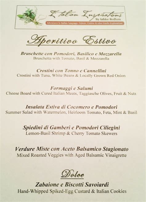 in italian aperitivo estivo italian summer happy hour italian