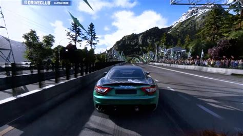 Handuk Drive Club Original drive club has some messed up looking graphics playstation nation gamespot