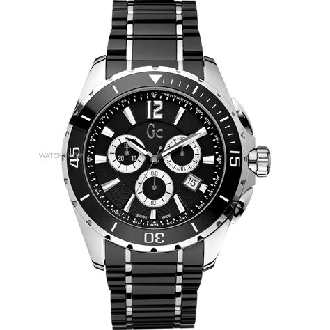 Gc Guess Collection For Chain s gc sport class ceramic chronograph