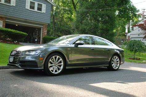 2012 Audi A7 Supercharged by Buy Used 2012 Audi A7 Prestige Supercharged 6 Cylinder In