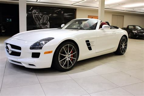 Mercedes Sls Amg Convertible by Pre Owned 2012 Mercedes Sls Sls Amg Convertible In