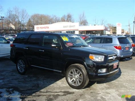 2010 Toyota 4runner Limited For Sale 2010 Toyota 4runner Limited 4x4 In Black 006316 Jax