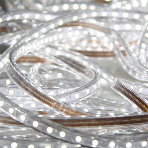 120v led light strips natural white led strip 120v led tape light lumilum