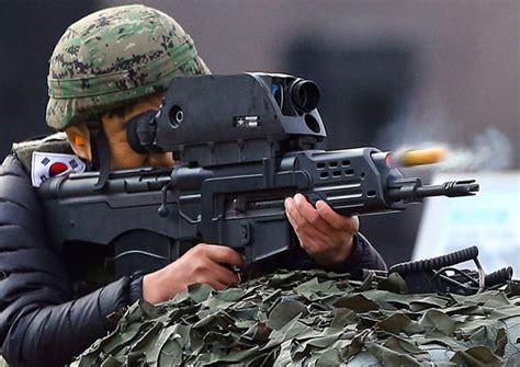 세계최초 복합소총 우리나라 K-11을 불법카피한 중국 K 11
