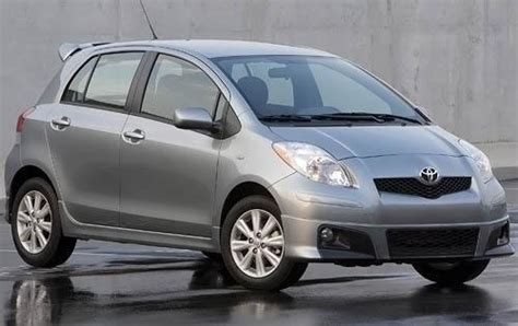 2010 Toyota Yaris Fuel Economy Used 2010 Toyota Yaris Pricing Features Edmunds