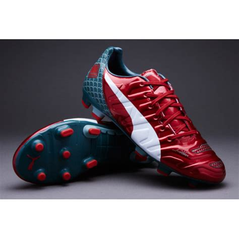 sepatu bola evopower 3 2 graphic fg white sea
