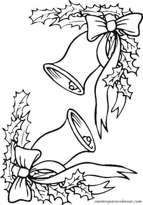 imagenes de navidad para pintar para niños dibujos para colorear canas navide 241 as