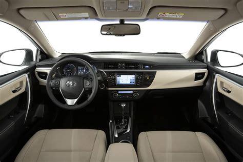 Toyota Corolla 2015 Interior by Toyota Corolla 2015 Fotos Pre 231 Os E Itens Das Vers 245 Es