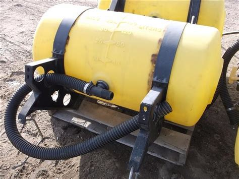 Planter Liquid Fertilizer Systems by Bigiron