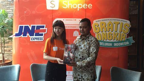 bagi bagi voucher gratis ongkos kirim seluruh indonesia penjual dan pembeli antusias shopee perpanjang layanan