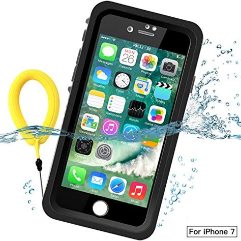 R Iphone 7 Waterproof by Temdan Iphone 7 8 Waterproof With Kickstand And Floating Import It All