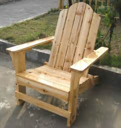 Wooden Outdoor Furniture Adirondack Furniture