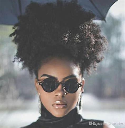 retro afro ponytail glance ponytail marimba girl good braded ponytails afro hair braded ponytails afro hair easy