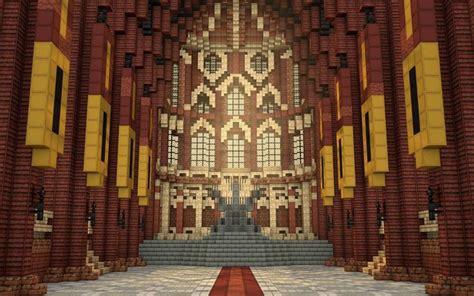 Minecraft Throne Room minecraft throne room minecraft castles