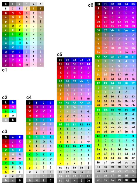 color plate color plates from quot graphics programming in icon quot