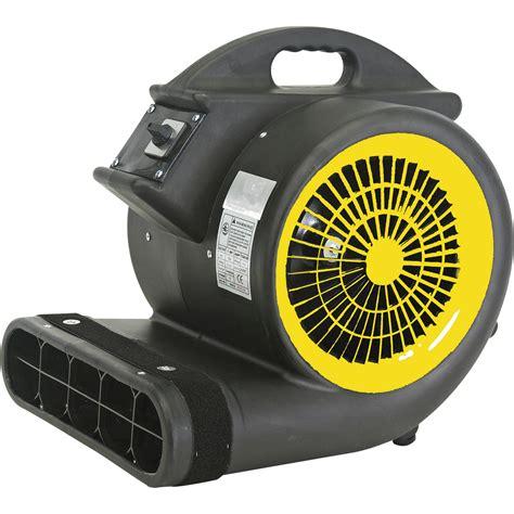 tractor supply shop fans air foxx carpet floor blower 1 hp 4 000 cfm model