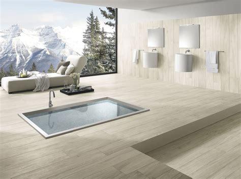 bagni in gres porcellanato gres porcellanato effetto legno bagno decorazioni per la