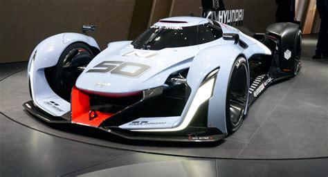hyundai supercar future hyundais to draw inspiration from vision n 2025