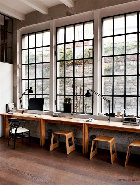 Windows By Design Inspiration Office Inspiration