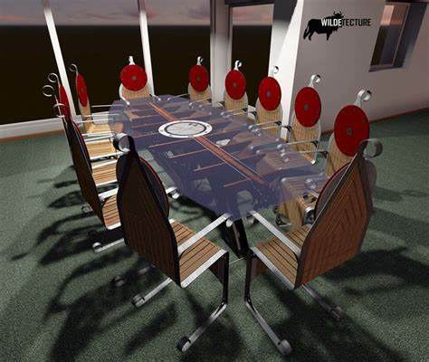 Viking Conference Table Destroy Your Competitors By Devising Your Plans Around This Awesome Viking Conference Table