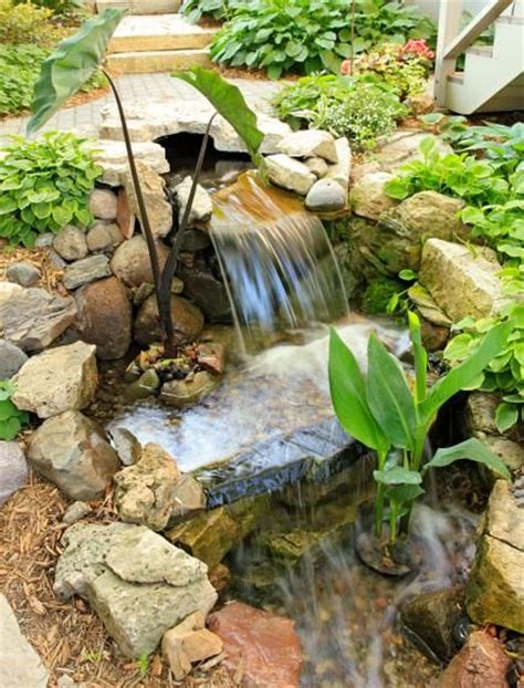 how to create a backyard oasis 783 best images about backyard waterfalls and streams on pinterest