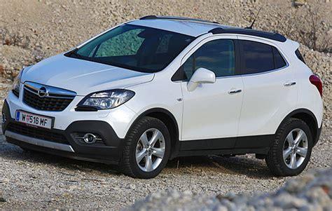Auto Bild Allrad Opel Mokka by Opel Mokka 1 4 Besser Pieps Als Bumms Seite 1 Auto
