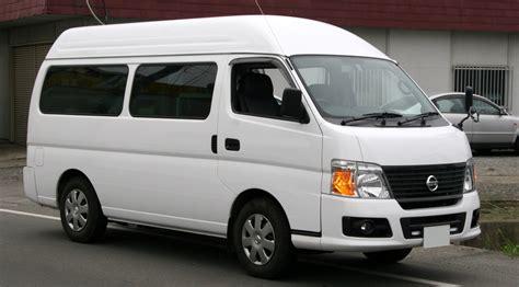 nissan caravan e25 miva import export trini cars for