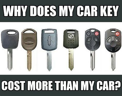 Car Keys Meme - why transponder car keys cost so much explained keyme