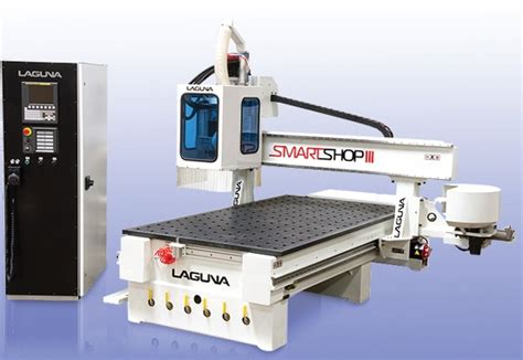 laguna tools debuts smartshop iii cnc  awfs