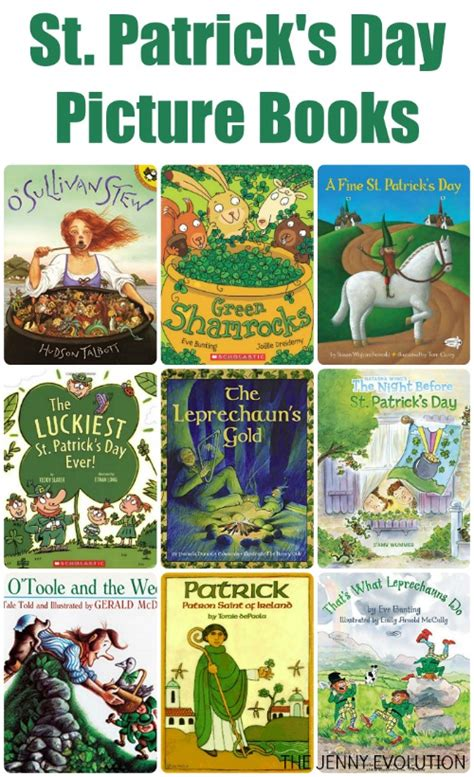 picture day book 10 st s day picture books for your leprechaun