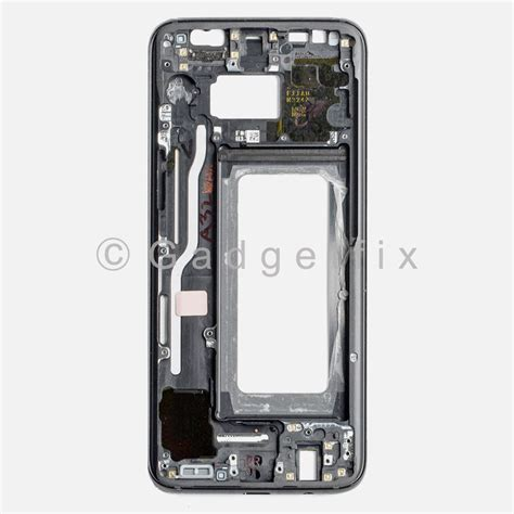 Bezel Frame Samsung Galaxy S8 Plus oem black samsung galaxy s8 lcd holder middle frame bezel