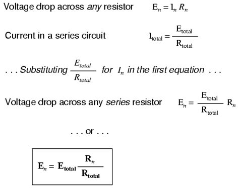 calculate resistor value for voltage drop lessons in electric circuits volume i dc chapter 6