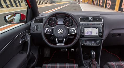polo gti interni vw polo gti 2015 review by car magazine