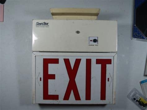 the exit light company exit sign light 171 tm36usa com