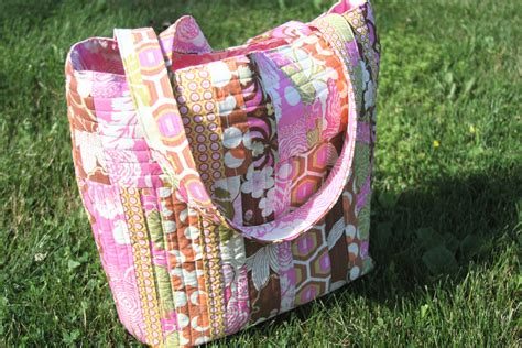 Quilt Bag Pattern by Fitf It S Done The Quilted Butler Bag In The Fridge