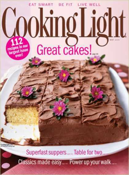 cooking light sheet cake cooking light covers 150 199