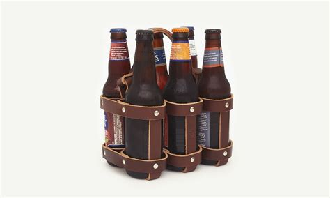 six pack holder template leather six pack holder cool material