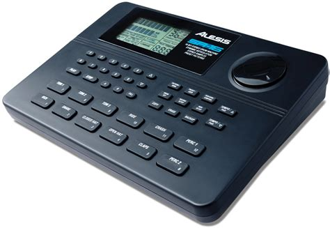 Alesis Microverb Preset Programmable 24 Bit Signal Processing alesis sr16 new 16 bit stereo drum machine 16 voice polyphony sound stacking 694318001004 ebay