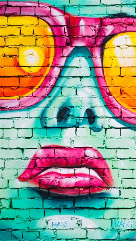 graffiti wallpaper  iphone  pro max