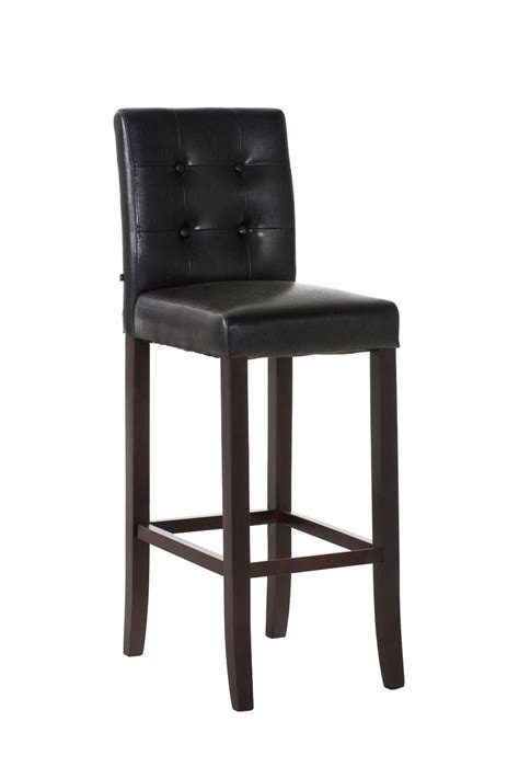 bar stools wood and leather bar stool burda wood leather breakfast kitchen barstools
